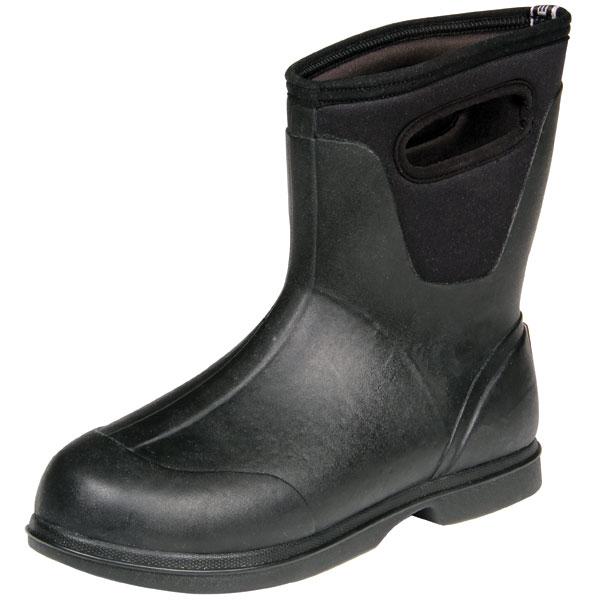 BOGS Men's Classic Ultra Mid Boots Black Sale $129.99 SKU: 12791174 ID# 51407-14-22 UPC# 603246077296 :