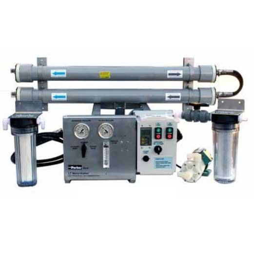 Village Marine Tec LT-1800 Watermaker, 1800GPD, Semi-Modular, 220/60/12 V/Hz/Amp