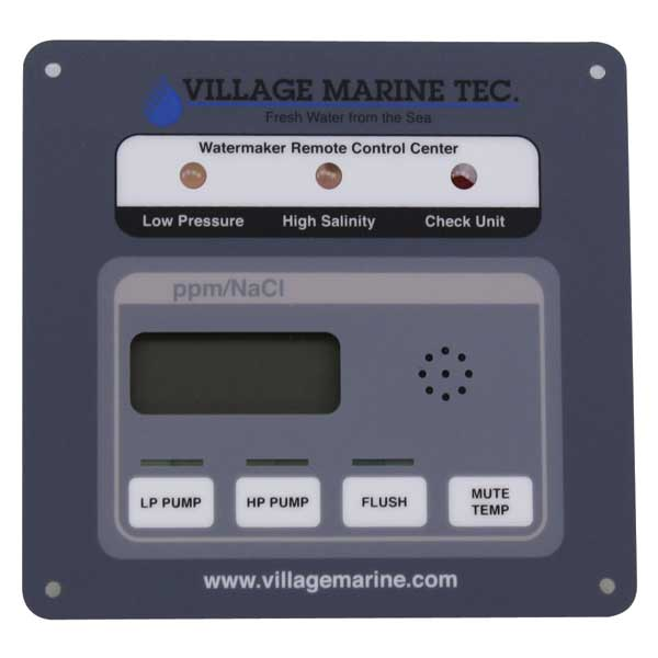 Village Marine Tec Remote Control Center, VMT Label