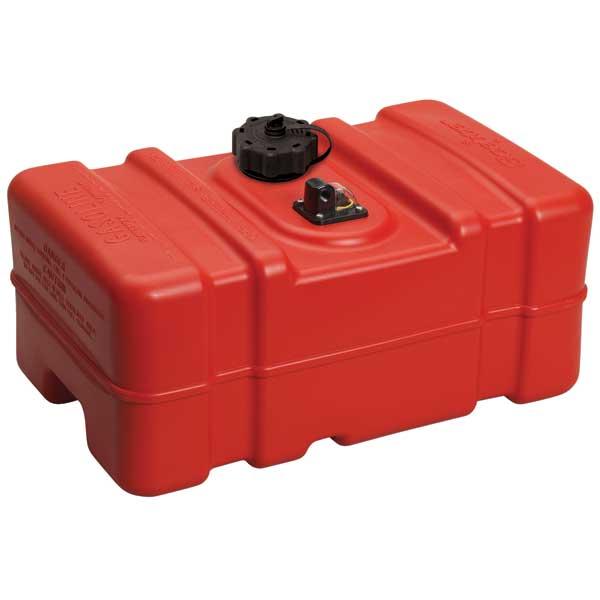 Moeller Low Permeation 9 Gallon Above-Deck Fuel Tank