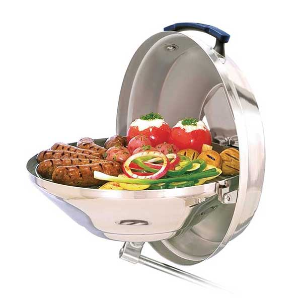 Magma Marine Kettle Charcoal Grill with Hinged Lid, 15 Sale $159.99 SKU: 12794772 ID# A10-104 UPC# 88379101047 :