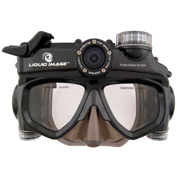 Scuba HD7220P Dive Camera, Large