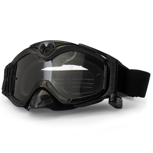 XSC Impact Series - Video Camera MX Goggles HD720P