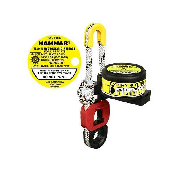 Viking Hydrostatic Release Unit for Life Raft Sale $159.99 SKU: 12847950 ID# 1017759 UPC# 817382010189 :
