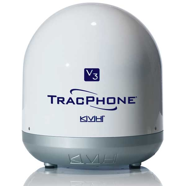Kvh Industries TracPhone V3