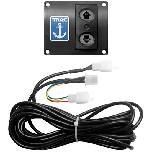 Trac Outdoor Products Second Station Windlass Switch Kit Sale $29.99 SKU: 12869673 ID# T10115 UPC# 666996101154 :