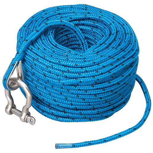 Trac Outdoor Products Polypropylene Anchor Line Sale $18.99 SKU: 12869699 ID# T10118 UPC# 666996101185 :