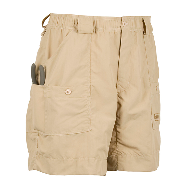 Aftco Men's Cargo Fishing Shorts, Khaki, 36 Sale $54.00 SKU: 12881983 ID# M01L-KHK-36 UPC# 54683800075 :