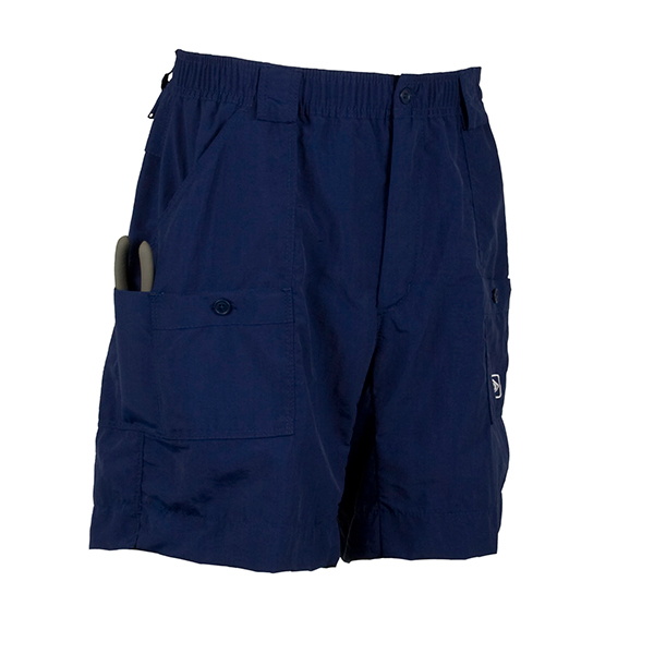 Aftco Men's Cargo Fishing Shorts, Navy, 40 Sale $54.00 SKU: 12882064 ID# M01L-NVY-40 UPC# 54683800235 :
