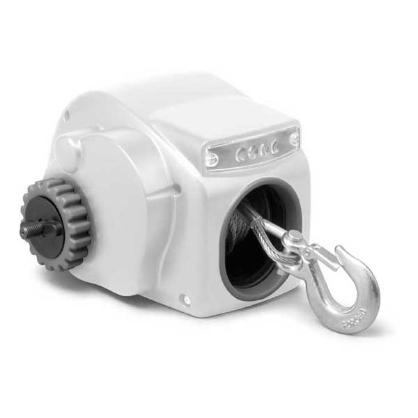 Trac Outdoor Products 12V Power Trailer Winch, Day Runner, Salt Water Winch, 3000lb.