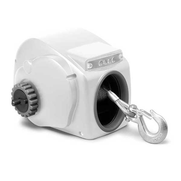 Trac Outdoor Products 12V Power Trailer Winch, Lite Cruiser, Salt Water Winch, 10,000lb.