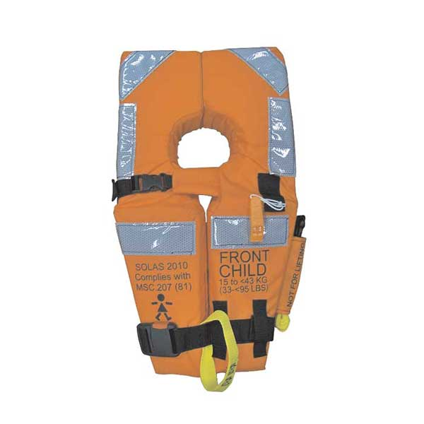 Ocean Mate™ Family Life Vest, Child Type I SOLAS PFD