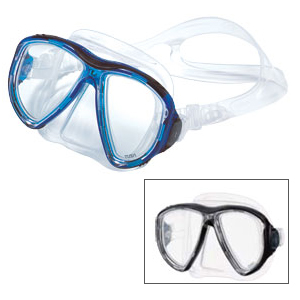TUSA M-24 Powerview Dive Mask, Blue Sale $19.44 SKU: 12917019 ID# M-24-CBL UPC# 685193446042 :