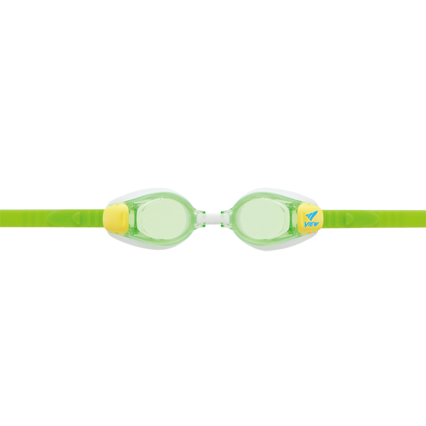 Mako Swim Goggle, Light Green/Yellow