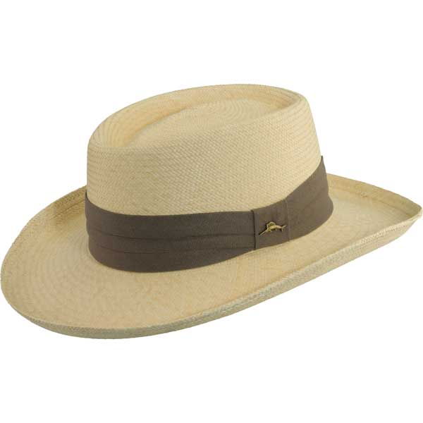 Men's Tommy Bahama Grade 3 Panama Gambler Hat, Natural, L/XL