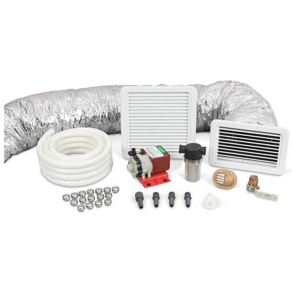 Marine Air EnviroComfort Installation Kit, Fits EnviroComfort 10,000 Btu System