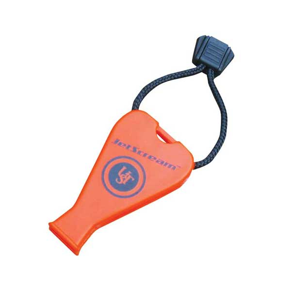JetScream™ Safety Whistle, Orange