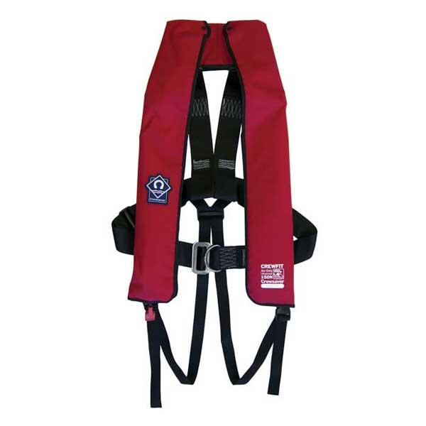 Crewsaver Crewfit 150N Inflatable Life Vest Sale $225.88 SKU: 12957437 ID# 45-5000-150SO UPC# 854642003086 :