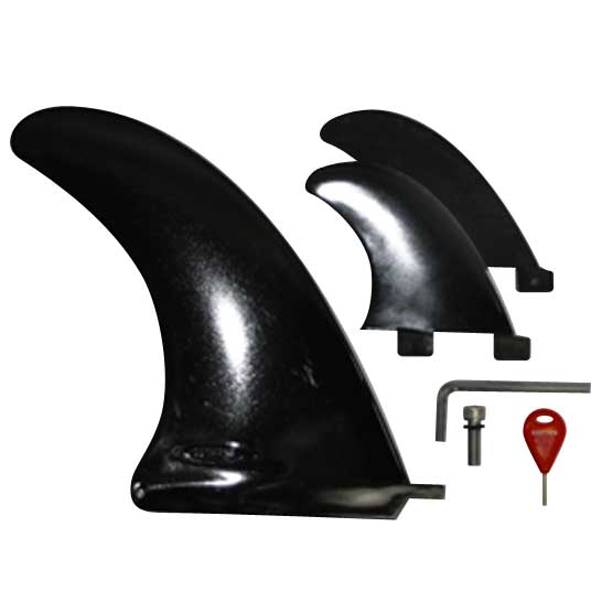 3 Piece Plastic Fin Pack for SUP