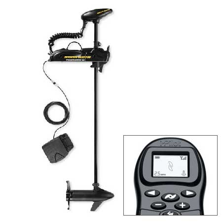 Minn Kota Powerdrive V2 55 Bow Mount Trolling Motor With