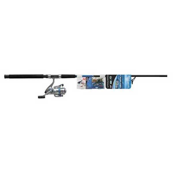 Catch More Fish Surf/Pier Spinning Combo, 8' Rod