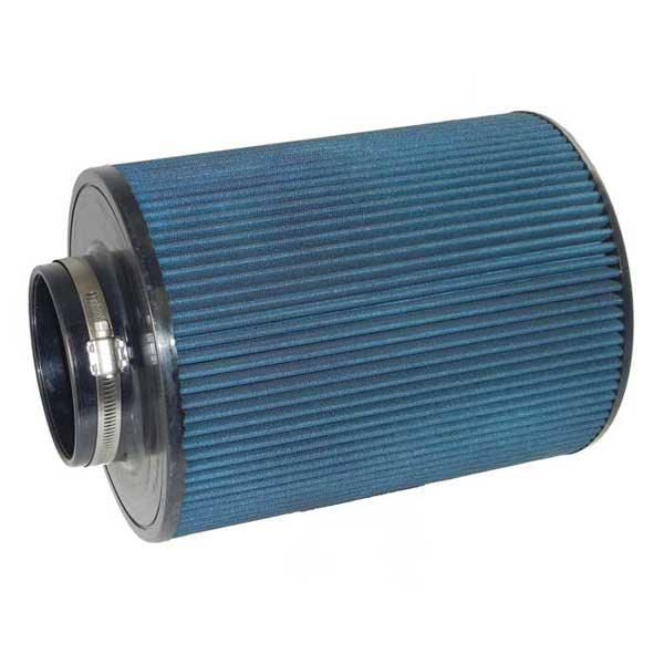 Walker Airsep High-Performance Air Filter, Cummins B to 400hp Marine Diesel, 8 1/2 dia. x 3 throat