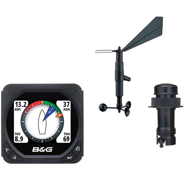 B&G Triton Instrument Speed, Depth and Wind Value Pack Sale $1399.99 SKU: 12975512 ID# 000-10609-001 UPC# 9420024114742 :