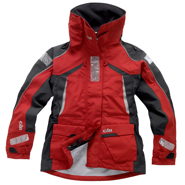 Gill Women's OS1 Jacket Red/gray Sale $595.00 SKU: 13006358 ID# OS11JWR8 UPC# 5052316003140 :