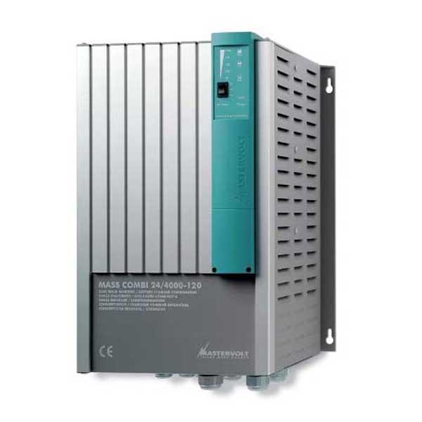 Mastervolt Mass Combi Inverter/Charger, 24V, 4000W, 240AC