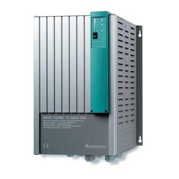 Mastervolt Mass Combi Inverter/Charger, 24V, 4000W, 100A, 120AC