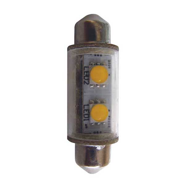 Dr. Led Festoon Star Navigation Light LED Replacement Bulb, 39-44mm, 12V, White Sale $49.99 SKU: 13010061 ID# 9000241 UPC# 4891124970241 :