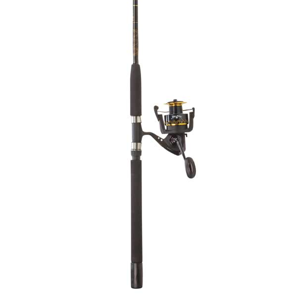 Star Rods Star Spinning Combo EXS6, 220/20lb. Yds/Tst, 5.2:1, 8', Med. Heavy, 12-20lb. Line Class Sale $114.88 SKU: 13011986 ID# EXS680CT UPC# 435056000283 :