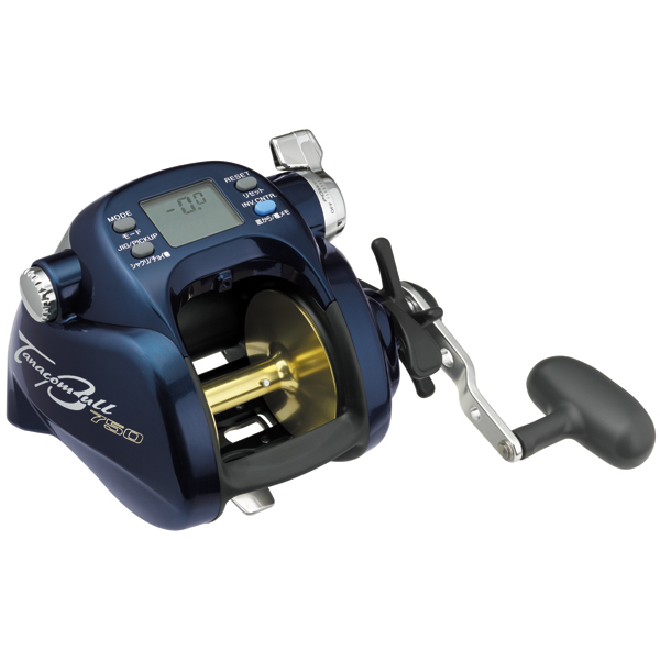 Daiwa Tanacom Bull TB750 Power Assist Reel