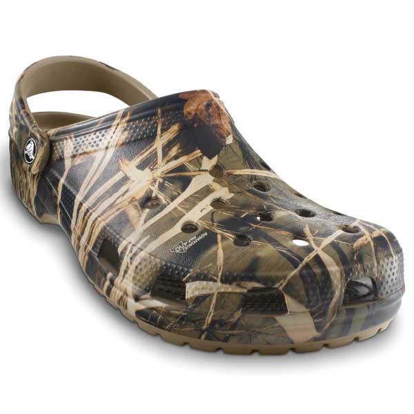 Crocs Men's Classic Realtree, Camo, 9 Sale $34.99 SKU: 13021811 ID# 12132-260-250 UPC# 883503724006 :