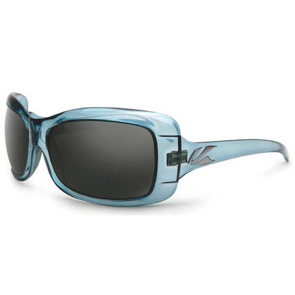 Kaenon Polarized Georgia Sunglasses, Blue Lagoon Frames with Gray G12 Lenses
