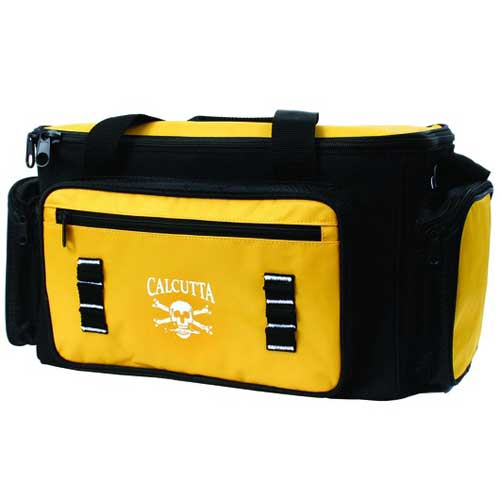 Calcutta Tackle Bag with 4 Utility Boxes