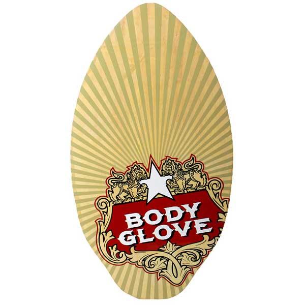 Bodyglove Wooden BG SkimBoard, 43