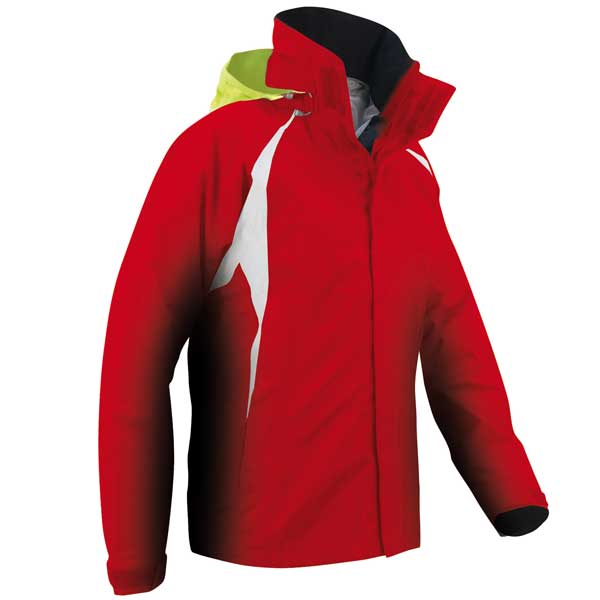 Men's Force 1 Sailing Jacket, Red, M