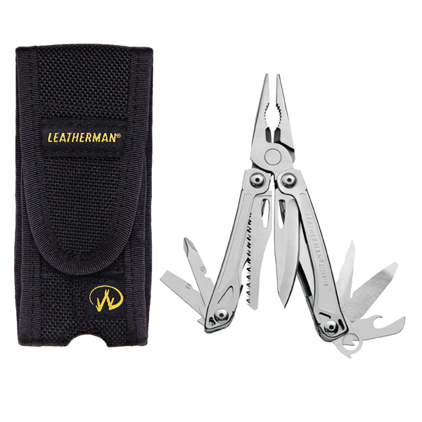 Leatherman Tools Sidekick Multitool with Sheath