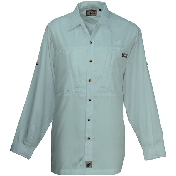 Hook & Tackle Men's Pierpoint Long-Sleeve Shirt Green Sale $59.99 SKU: 13071592 ID# M01000L 460 XL UPC# 753899448414 :