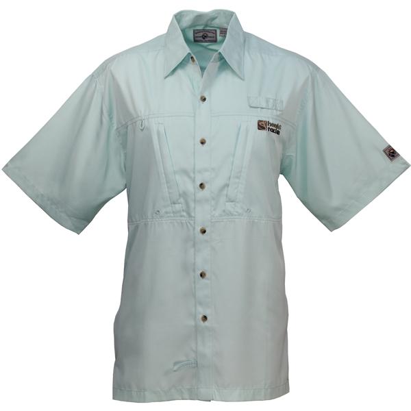 Hook & Tackle Men's Pierpoint Short-Sleeve Shirt Green