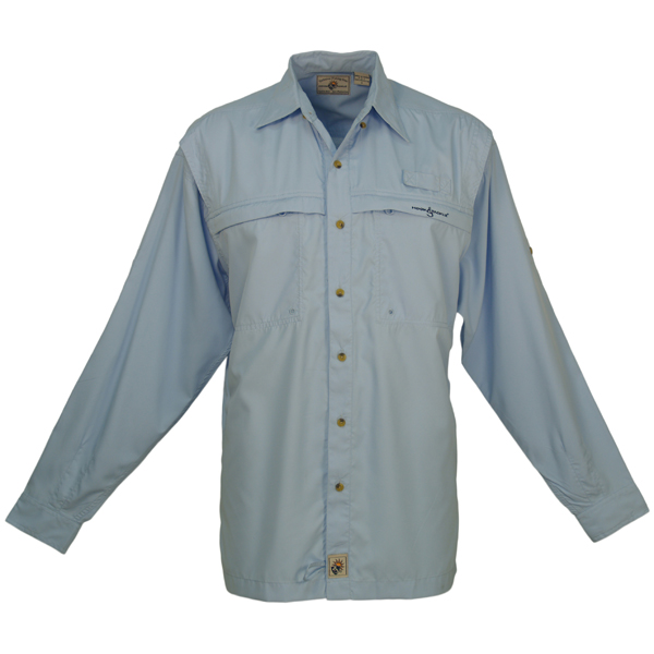 Hook & Tackle Men's Peninsula Long-Sleeve Shirt Blue Sale $59.99 SKU: 13074091 ID# M01015L 215 L UPC# 753899385399 :