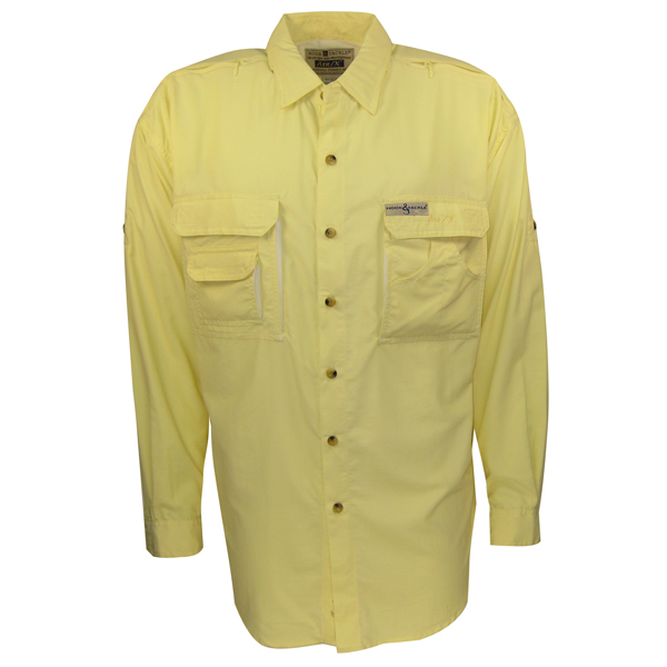 Hook & Tackle Women's Air/X Long-Sleeve Shirt Yellow