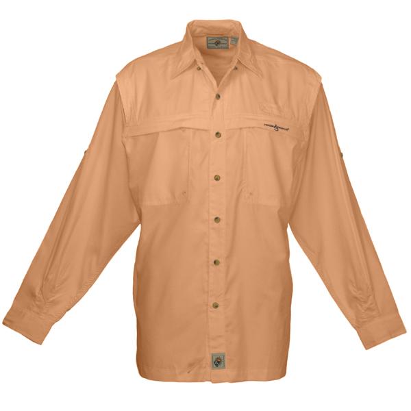 Hook & Tackle Women's Peninsula Long-Sleeve Shirt Orange