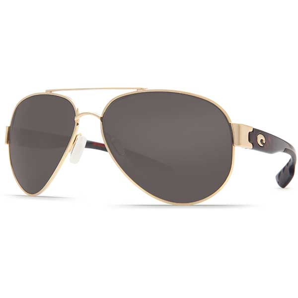 Costa South Point Sunglasses, Gold Frames with Gray 580 Lenses Gold/gray Sale $199.00 SKU: 13082904 ID# SO 26 OGP UPC# 97963479721 :