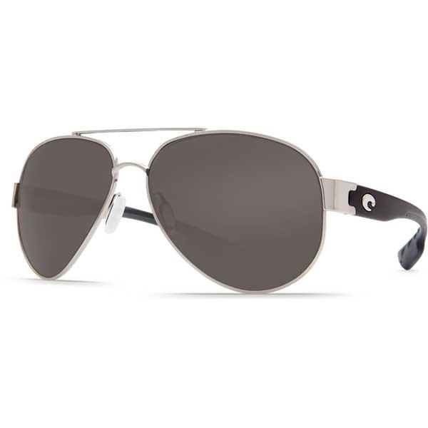 South Point Sunglasses, Palladium Frames with Costa 580 Gray Plastic Lenses Sale $199.00 SKU: 13082896 ID# SO 21 OGP UPC# 97963479578 :