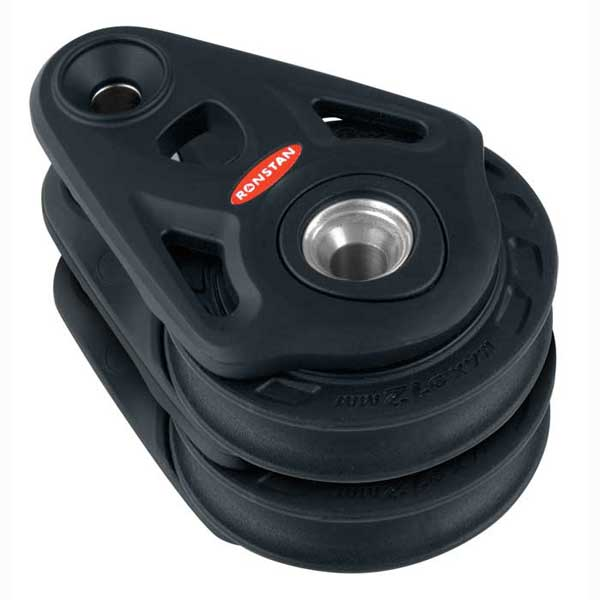 Ronstan Series 60 Core Block, Double Foot Sale $171.62 SKU: 13090808 ID# RF64251 UPC# 9316800465637 :