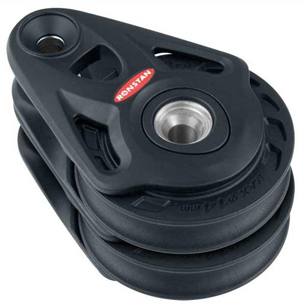 Ronstan S75 Core Block, Foot Block, Double Sale $198.73 SKU: 13090832 ID# RF74251 UPC# 9316800465668 :