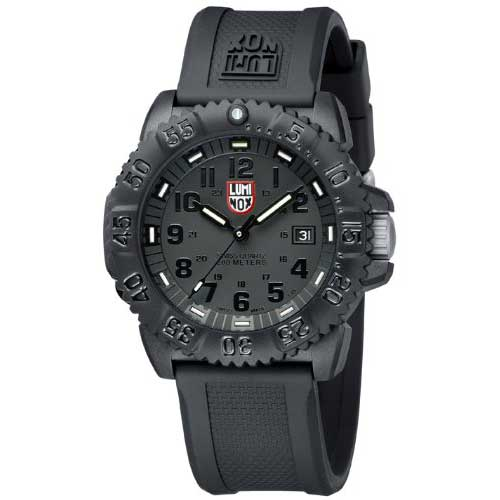 Luminox Men's Evo Seal Watch, Black