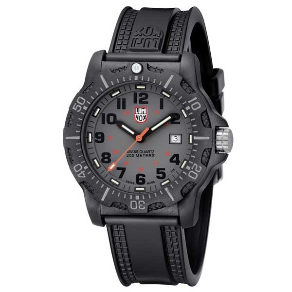 Luminox Men's Navy Seal Watch, Gray